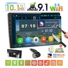 "2DIN DVR 10.1"" Android 9.1 Autoradio MP5 Player mit GPS NAVI Bluetooth Wifi FM"