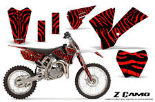 KTM SX85 SX105 2004-2005 GRAPHICS KIT CREATORX DECALS ZCAMO RNP