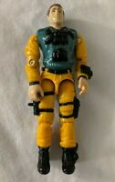 "G I Joe ARAH 3.75"" Scoop (v1) Hasbro 1989 Action Figure"