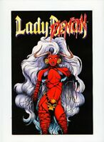 Lady Death II Between Heaven and Hell #4 Chaos Comics
