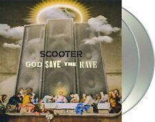 "Scooter ""god save the rave"" 2CD Digipack NEU Album 2021"