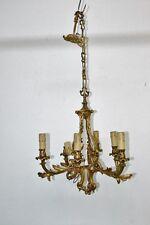 LAMPADARIO A 6 LUCI IN BRONZO PRIMI 900