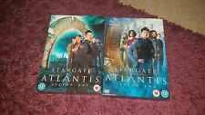 STARGATE ATLANTIS SEASON ONE AND TWO.DVD