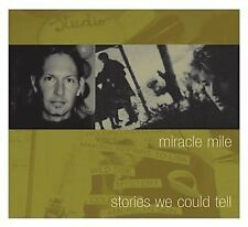 Miracle Mile - Stories We Could Tell [CD]