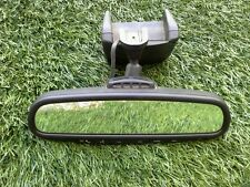 2005-2007 JEEP GRAND CHEROKEE REAR VIEW MIRROR AUTO DIM BLUETOOTH OEM SEE PHOTO