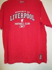 Liverpool 2004-2005 T Camiseta De Fútbol Talla Xl Reebok/43611