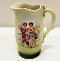 Vintage Czechoslovakian Small Pitcher