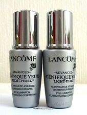 Lancome Advanced Genifique Yeux - Light Pearl Eye Illuminating Concentrate X 2