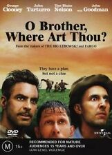 O Brother, Where Art Thou? (DVD, 2003) George Clooney