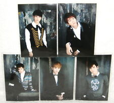 SHINee 1000 Years Picture 5 Cards (JONGHYUN TAEMIN KEY ONEW MINHO) 1000nen photo