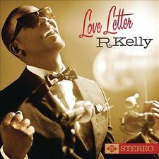 R. KELLY Love Letter 2010 SEALED CD w/ Kimberly Michelle 14 SONGS R k k.