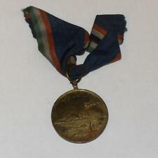 MEDAL FOR USA AMERICAN 5TH ARMY & ALLIED FORCES ENTRANCE INTO NAPLES ITALY 1945