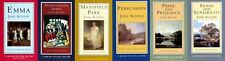 Jane Austen Complete Audio Book Collection MP3 CD's 80 Hrs 9 Discs talking books