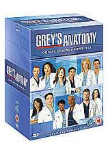 GREY`S ANATOMY  seasons 1-5
