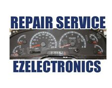 1999 TO 2003 FORD E150 E250 E350 EXPEDITION INSTRUMENT CLUSTER REPAIR SERVICE