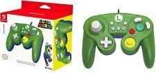 HORI Nintendo Switch Battle Pad Controller for Super Smash Bros Ultimate - Luigi