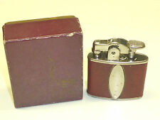 "RONSON ""DE-LIGHT"" STANDARD AUTOMATIC POCKET LIGHTER - OVP - 1928 -MADE IN U.S.A."