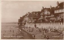 SIDMOUTH( Devon) : Bathing Beach RP-VALENTINE'S