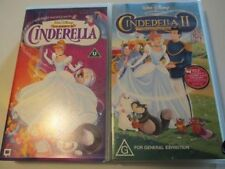 Children's & Family Fairy Tale VHS Movies