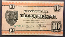 1949 - Faeroe Islands - 10 Kronur