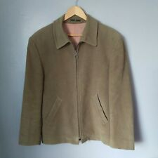 Vintage CIRO CITTERIO Soft Cotton Jacket Size Small