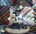 Bethany Lowe Black Cat's Halloween Vickie Smyers