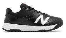 New Balance Baseball Softball Umpire Field Shoes - Black White MU950XT3