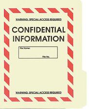 Confidential File Folder 5-Pack