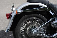 Harley Davidson 100th Anniversary Softail rear fender decals stripes # 22