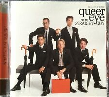 Queer Eye for the Straight Guy by Various Artists (CD, Feb-2004, Capitol/EMI Rec