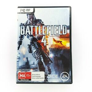 Battlefield 4 - PC - First Person Shooter Video Game   DICE - EA   2013