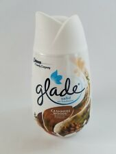 GLADE Solid Air Freshener, Cashmere Woods 6 oz