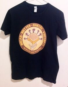 Grilled Cheese Invitational logo tee Size S