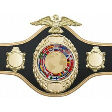 CHAMPIONSHIP BELT PRO GOLDFLAGG - AVAILABLE IN 10 COLOURS