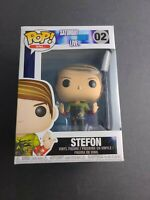 Saturday Night Live Funko POP! TV Stefon Vinyl Figure #02