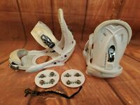 Womens snowboard bindings Burton Citizen size L #London 799