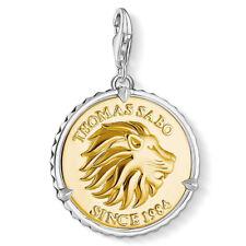 Thomas Sabo 1697-966-39  Charm Anhänger Coin Löwe 925 Silber neu