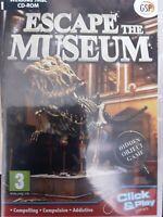 Escape The Museum (PC: Mac/ Windows, 2009), Free Postage, A11