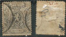 Belgium Belgica Scott # 24 (o) 1866-1867