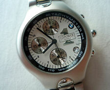 BMW JD Gold Plant Quality Award Retro Business Sport Design Watch Chronograph