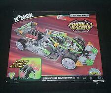 NIB KNEX FORMULA RACERS 1999