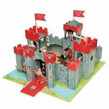 Le Toy Van Wooden Lion Heart Castle