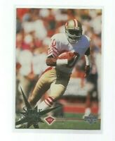 JERRY RICE (San Francisco 49ers) 1997 UPPER DECK STAR ROOKIE CARD #35