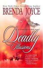 Deadly Illusions (Francesca Cahill Novels), Brenda Joyce, 077832138X, Book, Acce