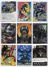 Venom, Marvel card lot