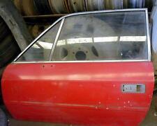 Lancia Beta Coupe Left Front/Passenger Door
