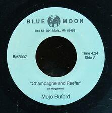 45bs-Blues -BLUE MOON 007-Mojo Buford