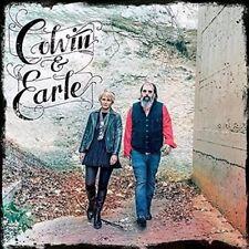 Colvin & Earle LP Vinyl Album (released June 10th 2016)