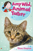 Diana Kimpton, The Great Sheep Race (Amy Wild, Animal Talker), Very Good Book