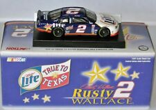 #2 FORD NASCAR 1999 * Miller Lite/True to Texas * Rusty Wallace 1:64 ACTION